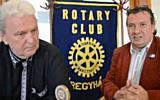 Rotary Club Nyíregyháza sajtótájékoztatója - szon.hu
