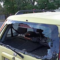 Súlyos motoros baleset a Tiszavasvári úton - szon.hu