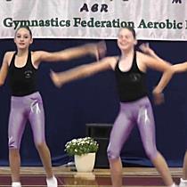 Flexiteam Aerobic Magyar Kupa Nyíregyházán 1.