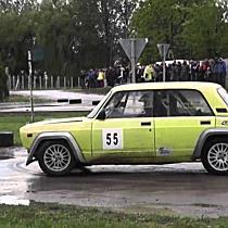 Véget ért a rally sprint két napos futama Nagykállóban 1 - szon.hu