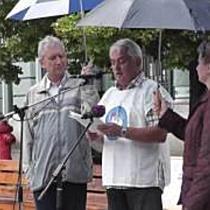 pedagógus demonstráció
