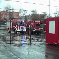 Tűzmegelőzési bemutatót tartottak Kisvárdán - szon.hu