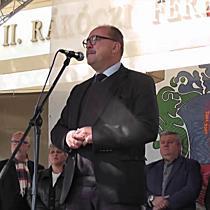 15. alkalommal rendeztek szilva napot Tarpán - Németh Zsolt