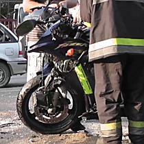 Motorosbaleset Nagykállóban - szon.hu
