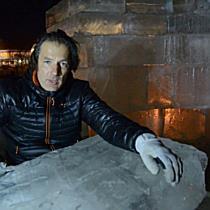 Elkészült a sóstói iglu - szon.hu