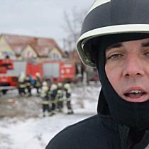 A befagyott Bujtosi tóból mentették ki a sérültet II. - szon.hu