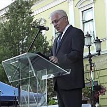 Kovács Ferenc beszéde augusztus 20-án - szon.hu