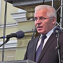 Dr. Kovács Ferenc ünnepi beszéde Nyíregyházán