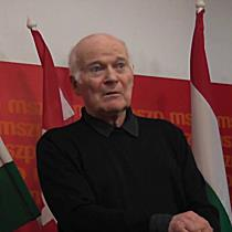 Moldova György Nyíregyházán dedikált - szon.hu