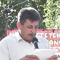 Demonstráció Szakolyban - szon.hu
