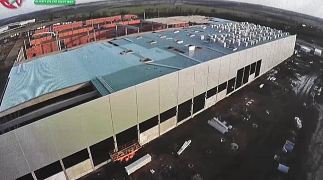 Révész-Nyírlog Kft. új logisztikai központjának avatója IV. - szon.hu