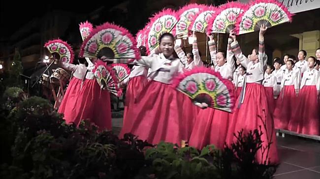 Pilgrim Gyermekkar Dél Korea - szon.hu