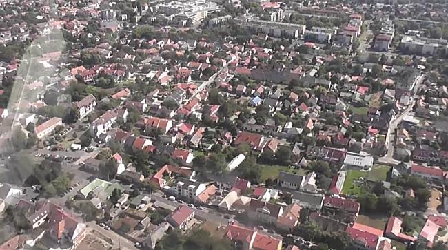 Parlagfű felmérés helikopterből - szon.hu