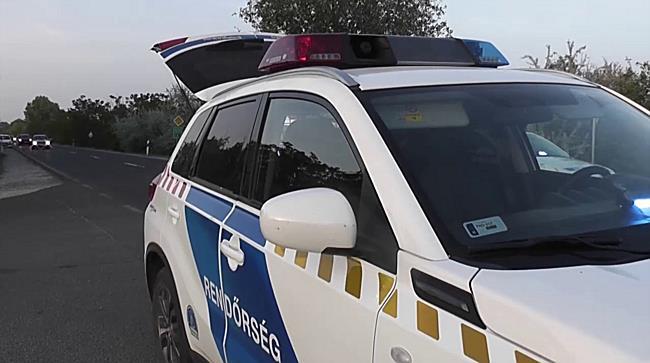 Kilenc sérült a négyes karambolban Újfehértónál - szon.hu