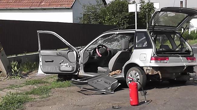 Halálos baleset Őrben - szon.hu