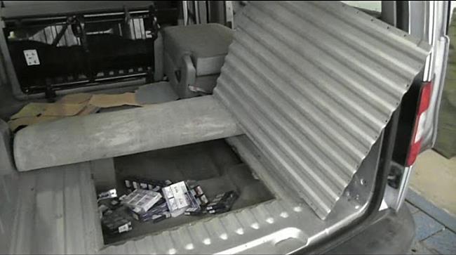 A sorompót áttörve menekült egy férfi a záhonyi határról - szon.hu