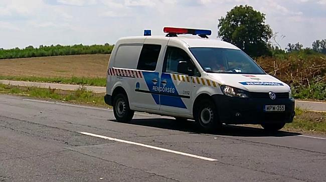 Közlekedési baleset Rakamaznál - szon.hu