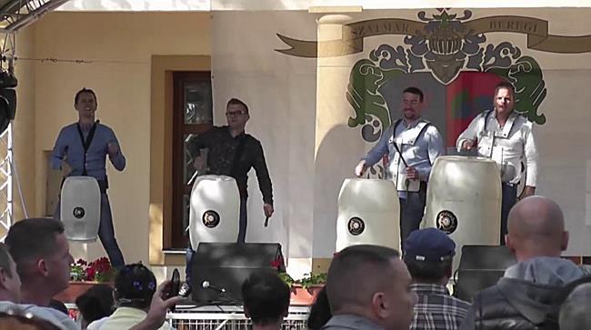 Tarpai Szilvanap: Talamba együttes - szon.hu